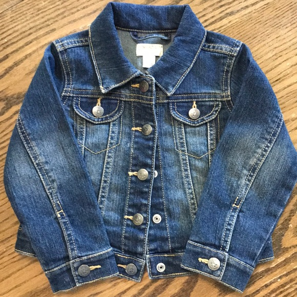 Children's Place Other - Children's Place girls jean jacket